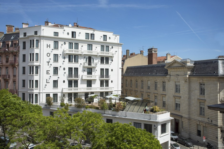 Boutique hotel lyon roomforday for Boutique hotel lyon