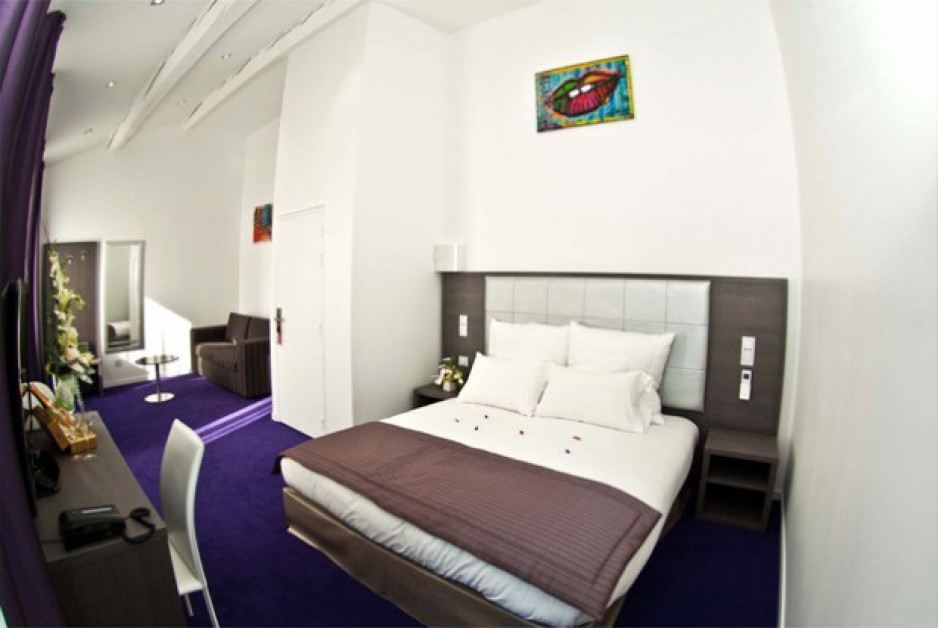 Boutique hotel marseille roomforday for Boutique hotel marseille
