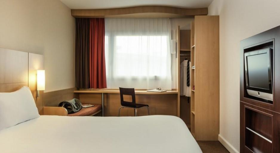 Day Room Hotel Paris 17 Palais Des Congres Batignolles Ibis