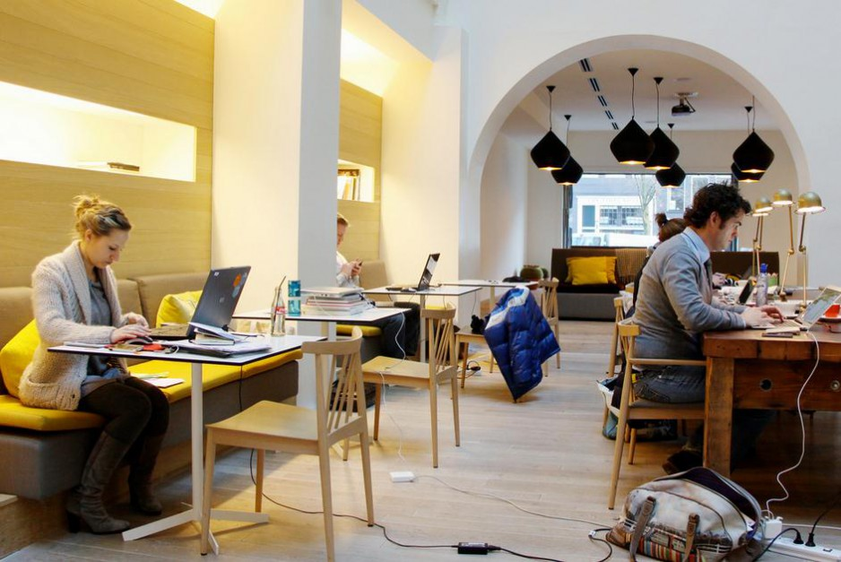 Coworking Toulouse TLS