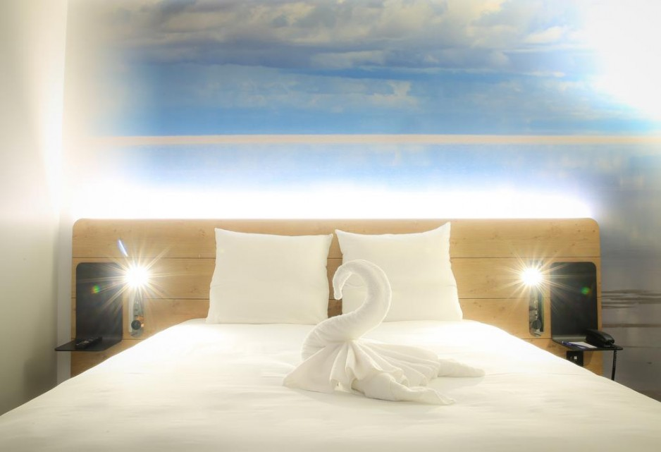 Salle fitness sport hotel saint brieuc roomforday - Salle de bain saint brieuc ...