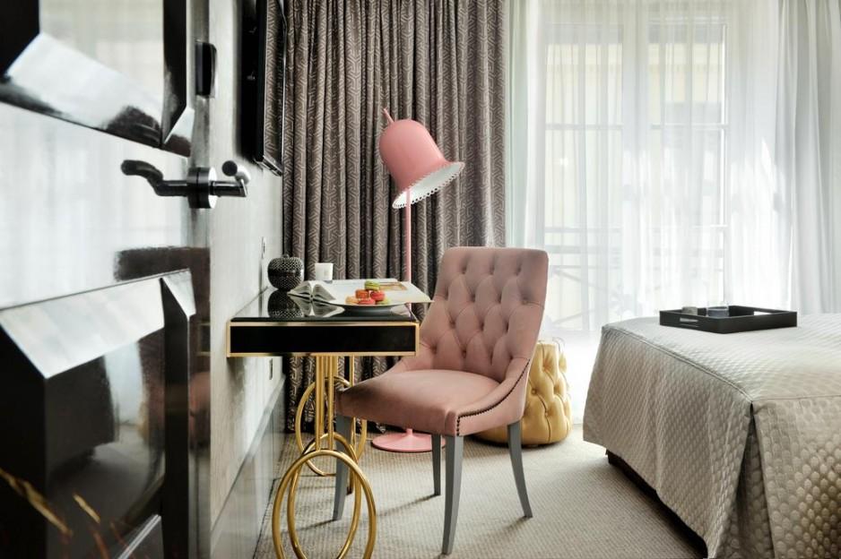 Hotel Baume Paris 6 Saint Germain Luxembourg Hotelzimmers Am
