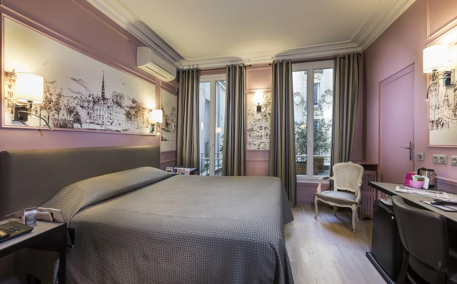 Hotel Concortel, Paris, 8. Champs-Élysées / Madeleine ...