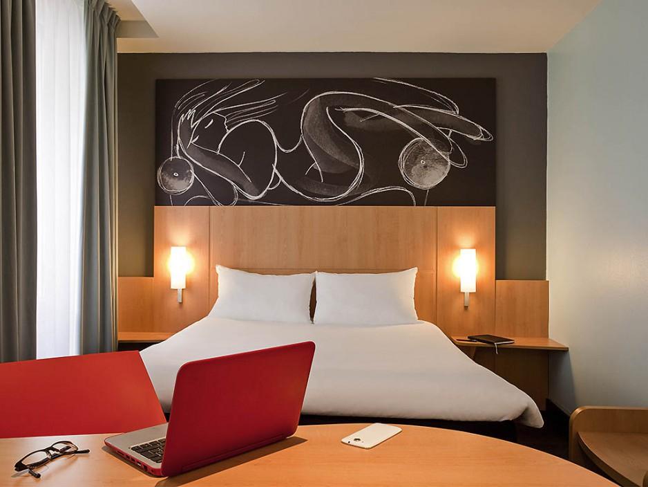 H tels ibis en day use pas cher paris roomforday for Meilleur prix hotel paris