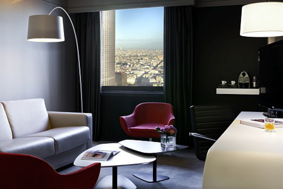 H tels de luxe 5 toiles pour l 39 apr s midi et en day use for Hotel design 5 etoiles paris