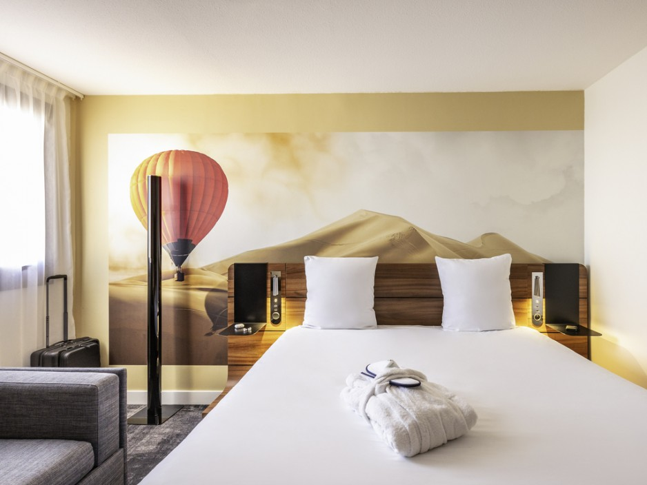 H tel journ e bordeaux mercure bordeaux gare saint jean for Saint jean chambre