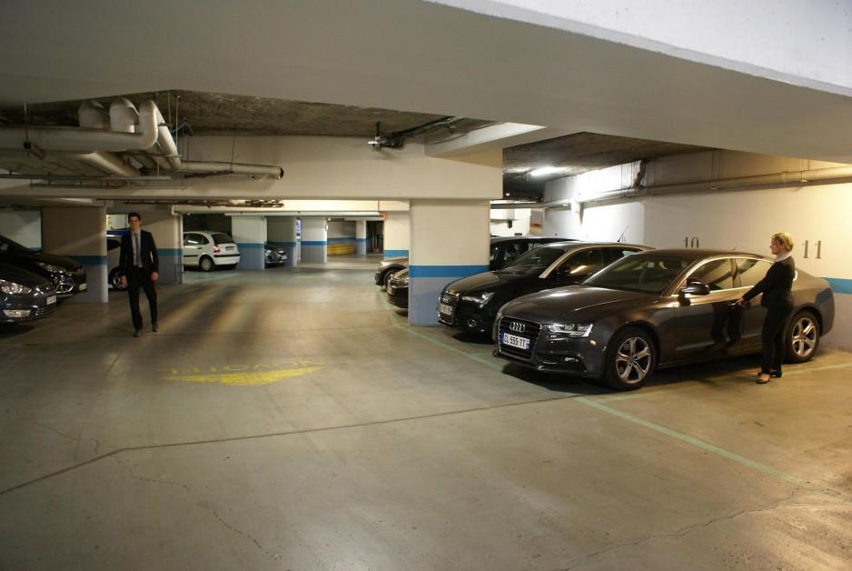 Parking paris roomforday - Paris gare de lyon porte de versailles ...