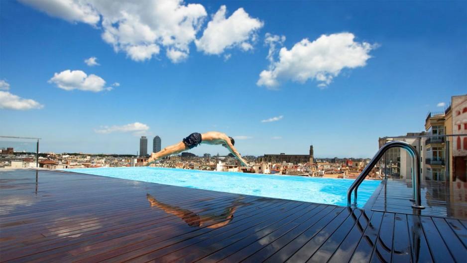 H tels la journ e avec piscine roomforday for Hotel paris barcelona