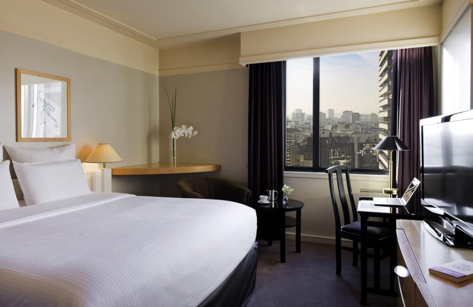 H tel journ e paris 14 montparnasse porte d 39 orl ans for Hotel design 75014