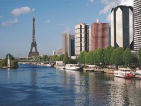 Novotel Paris Centre Tour Eiffel - Day-Use 15. Tour Eiffel / Pte de Versailles