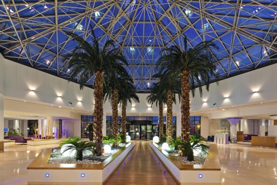 H tel romantique paris roissy cdg roomforday for Hotels romantiques belgique