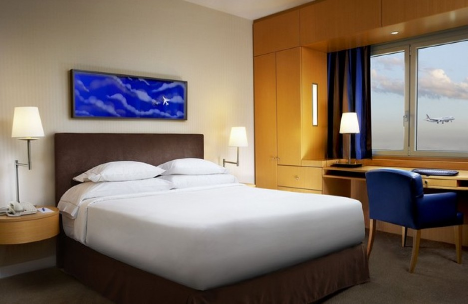 H tel journ e paris roissy cdg sheraton paris airport for Chambre airport
