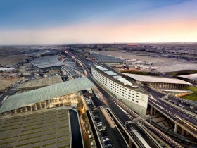 Sheraton Paris Airport Hotel - Day-Use Paris Roissy CDG
